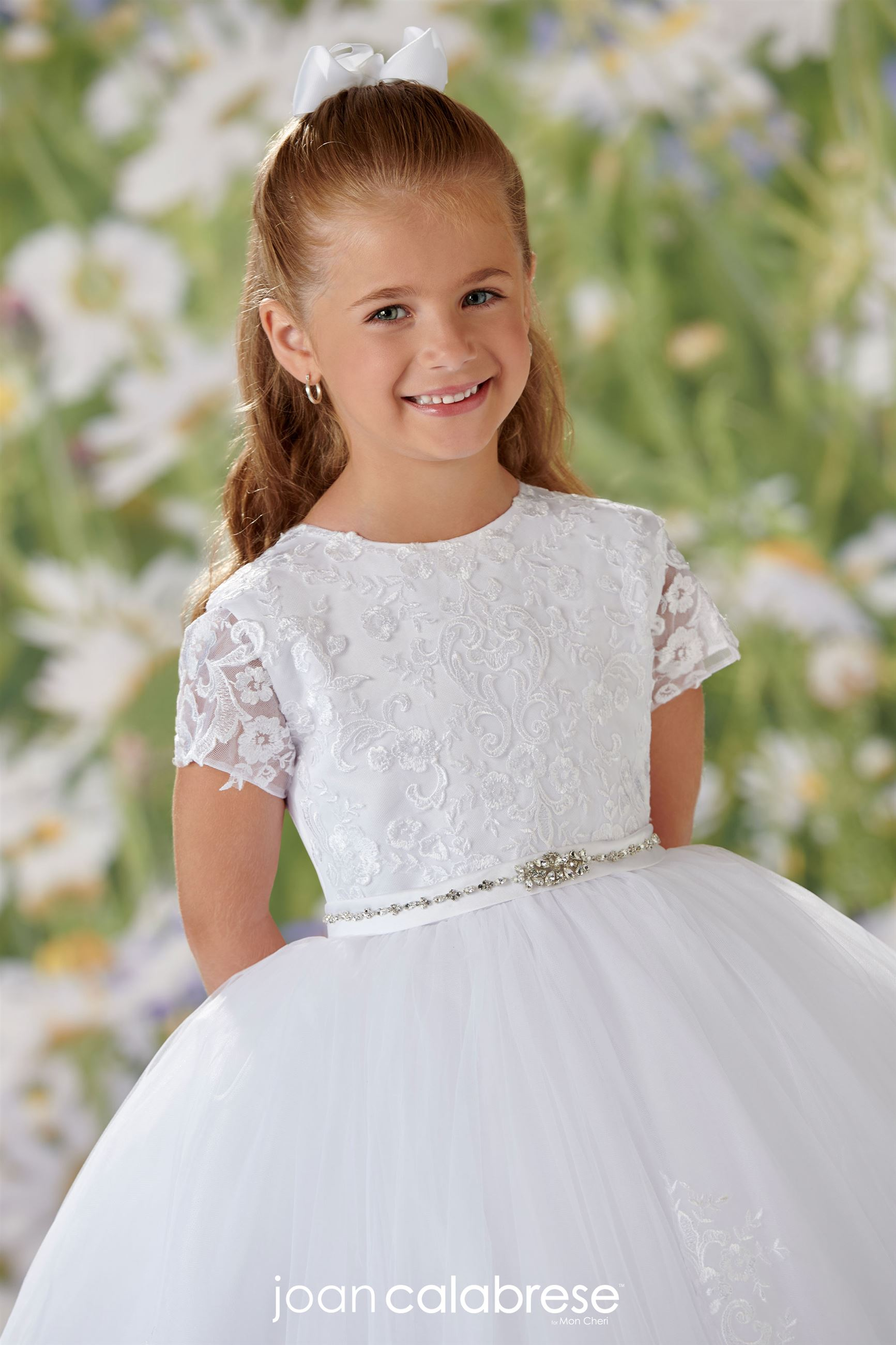 Joan Calabrese Flower Girl Image