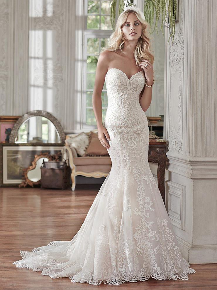 Maggie Sottero Style #Rosamund 6MT199  Image