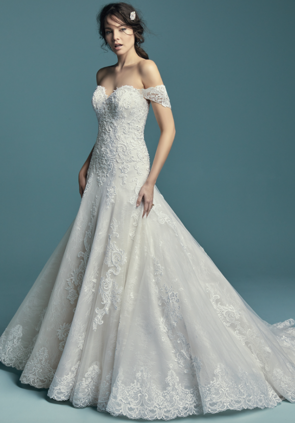 Maggie Sottero Style #Gail - Curve 8MT733LU  Image