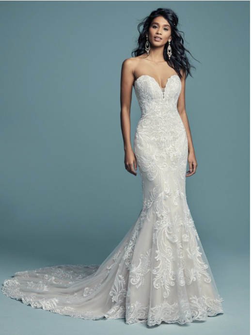 Maggie Sottero Style #Luanne 8MS799  Image