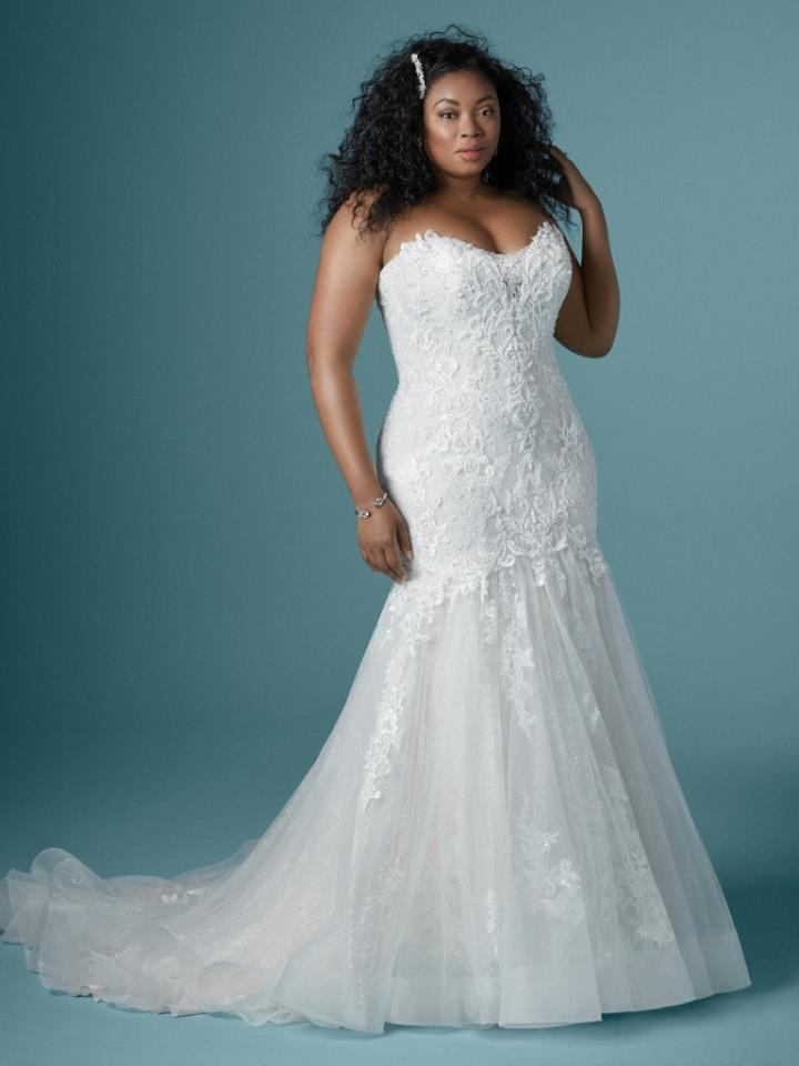 Maggie Sottero Style #Lonnie Lynette  Image