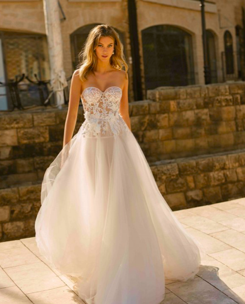MUSE by Berta Style #Elizabeth  Image